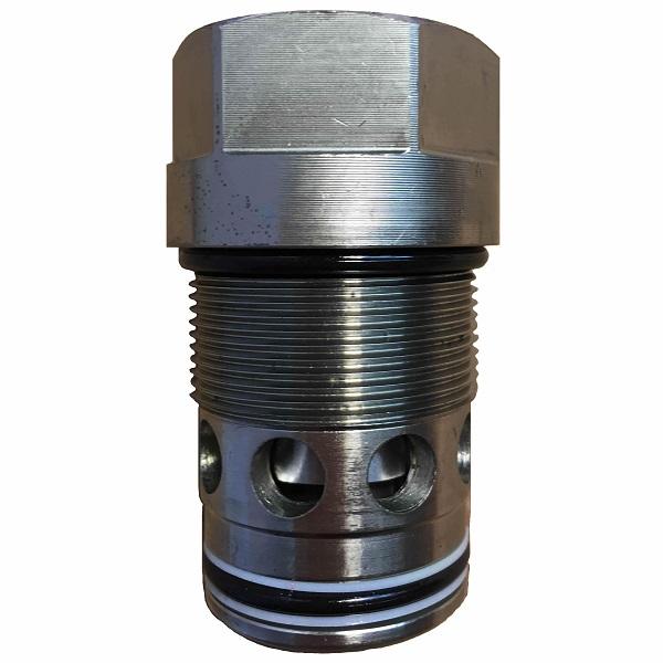Hydraulic valve block design