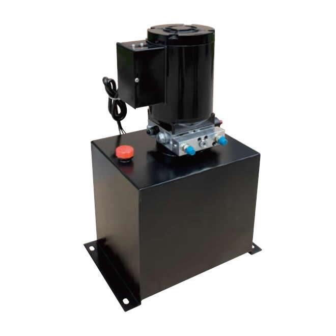 Small shear hydraulic power unit tddl-02