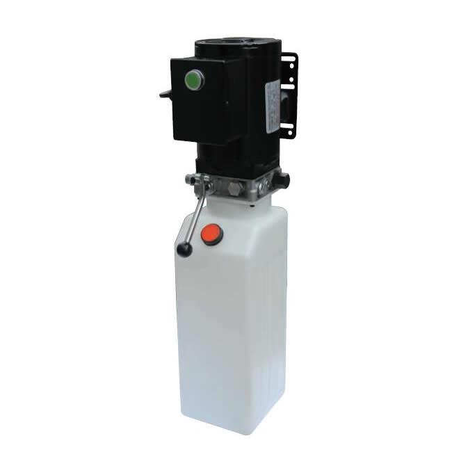 Vehicle lift power unit tddl-04