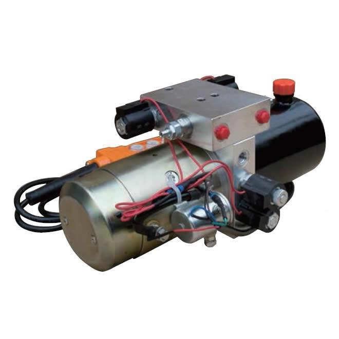 Snowplow power unit tddl-05