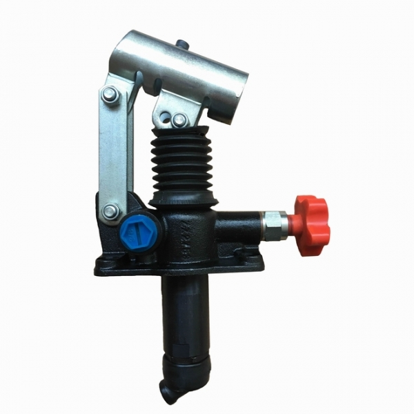 Single action manual pump