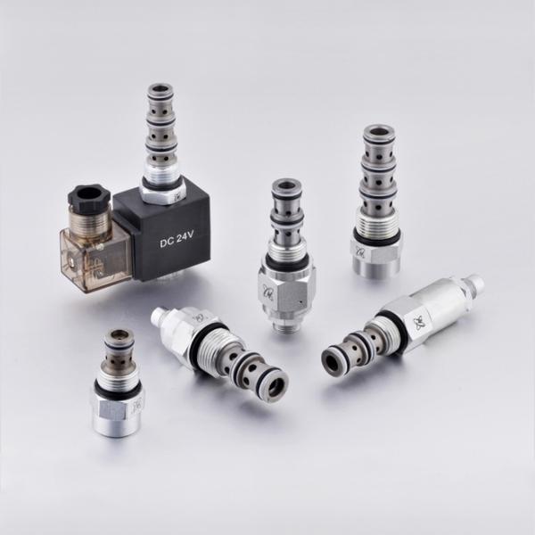 Injection molding machine hydraulic valve manufacturers