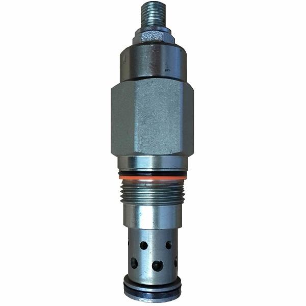 Differential pressure balancing valve