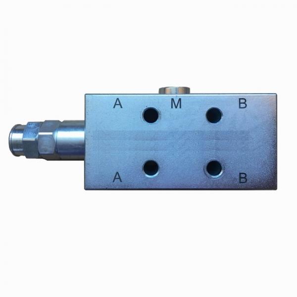Hydraulic valve block