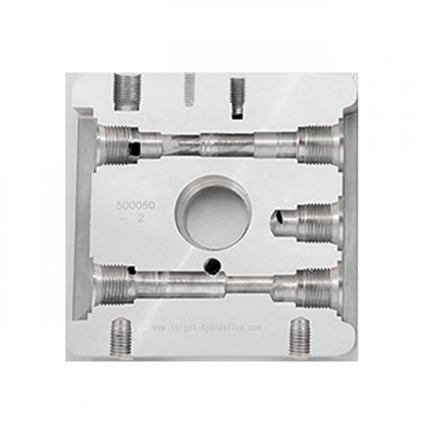 Hydraulic valve stack valve