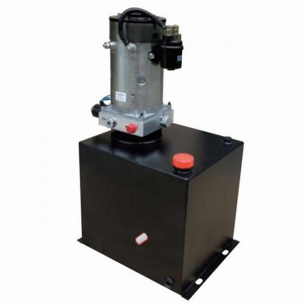 液压动力单元发热及流量不达标问题解析